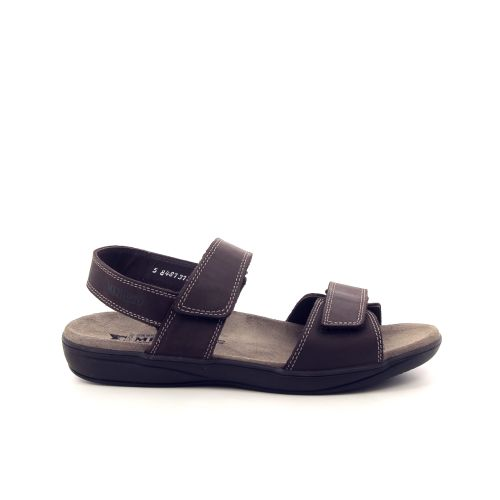 Mephisto herenschoenen sandaal d.bruin 194108