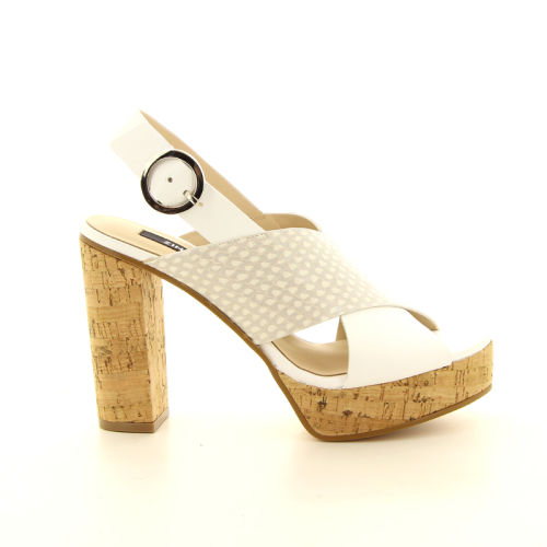 Zinda damesschoenen sandaal zwart 13419