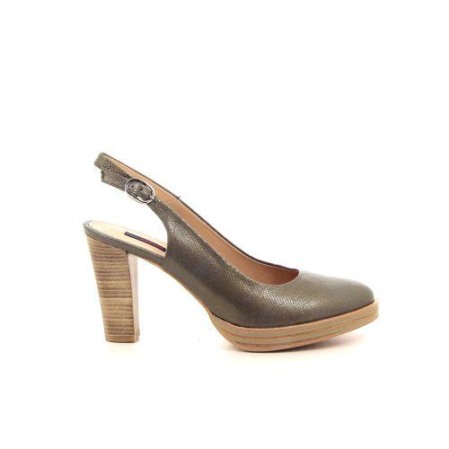 Zinda damesschoenen sandaal kaki 184149