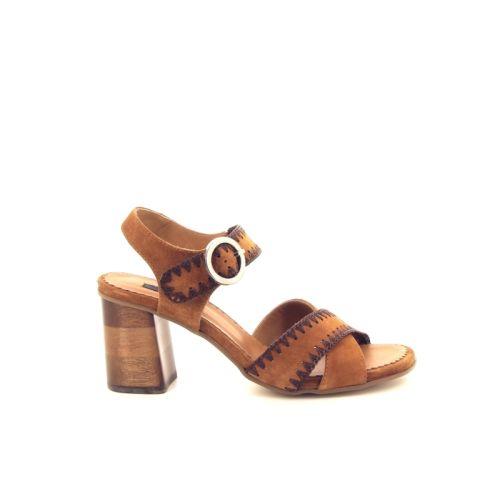 Zinda damesschoenen sandaal naturel 171902