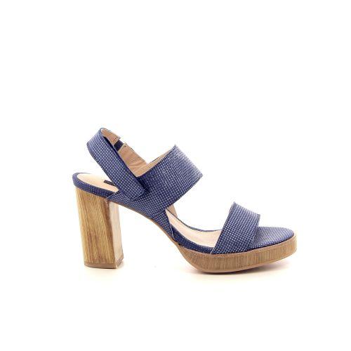 Zinda damesschoenen sandaal blauw 184154