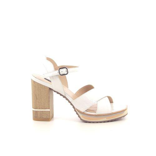 Zinda  sandaal wit 184161