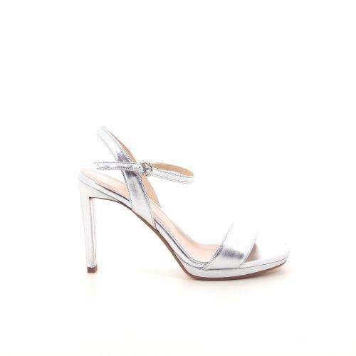 Silvana damesschoenen sandaal zilver 195162