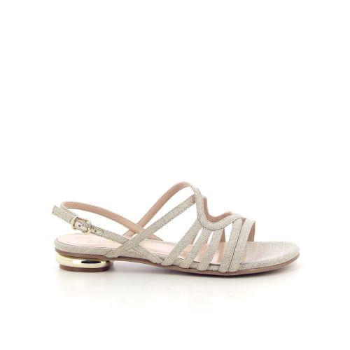 Silvana  sandaal platino 195127