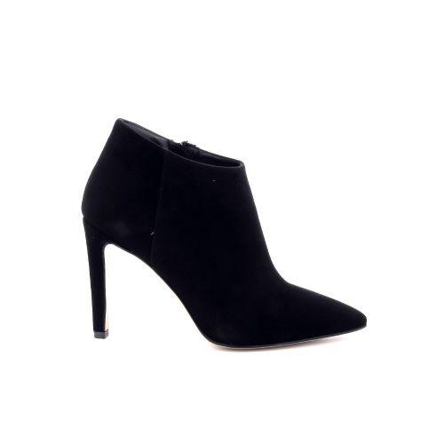 Silvana damesschoenen boots zwart 199109