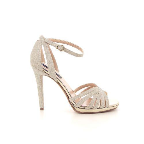 Silvana damesschoenen sandaal goud 184450