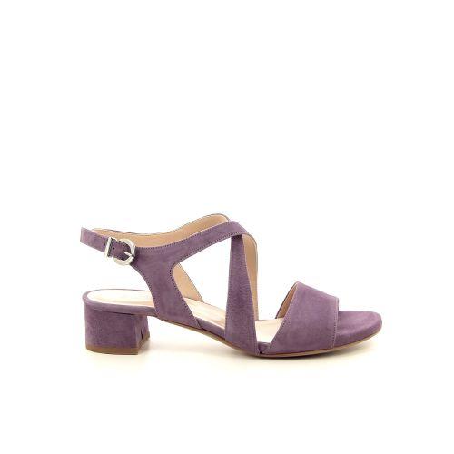 Silvana damesschoenen sandaal zwart 195130