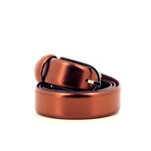 Accento accessoires riem brons 191268