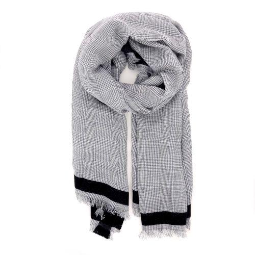 Accento accessoires sjaals grijs 201708