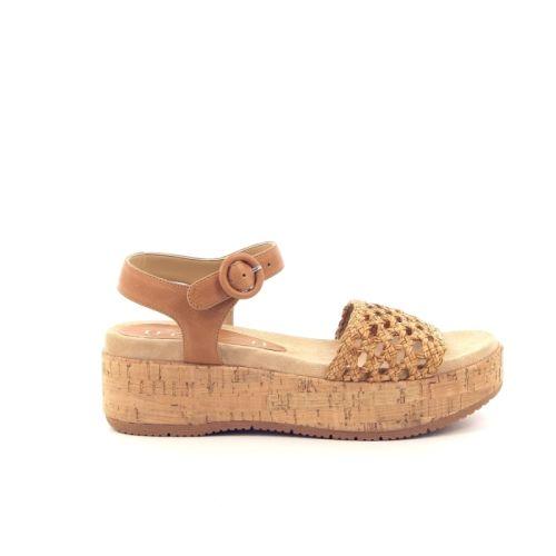 Unisa solden sandaal naturel 168921