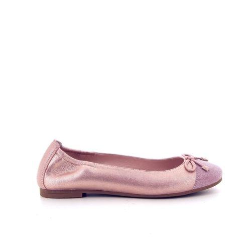 Unisa solden ballerina platino 170495