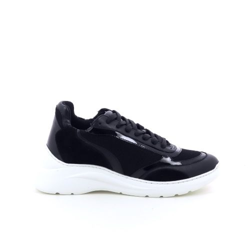 Unisa damesschoenen sneaker zwart 200846