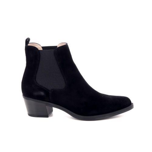 Unisa damesschoenen boots cognac 200837