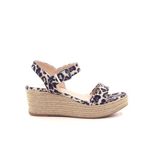 Unisa damesschoenen sandaal wit 193859