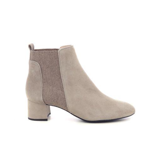 Unisa damesschoenen boots taupe 200836