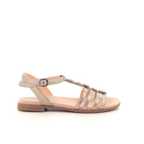 Unisa solden sandaal goud 184183