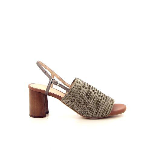 Unisa solden sandaal kaki 183124