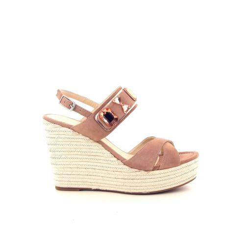 Unisa solden sandaal poederrose 168906