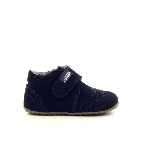 Kitzbuhel kinderschoenen pantoffel blauw 189371