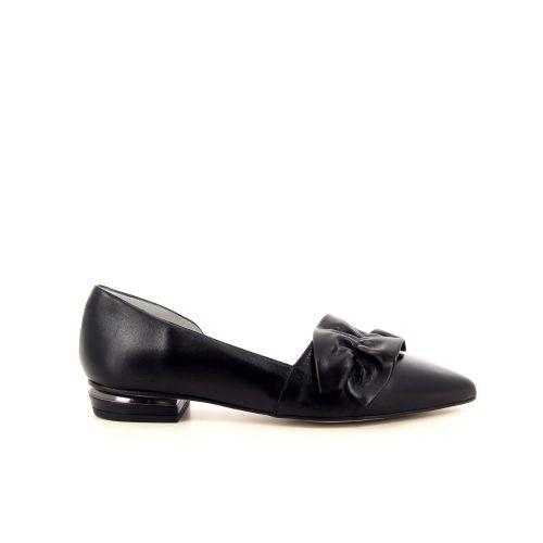 Pedro miralles damesschoenen mocassin zwart 193758