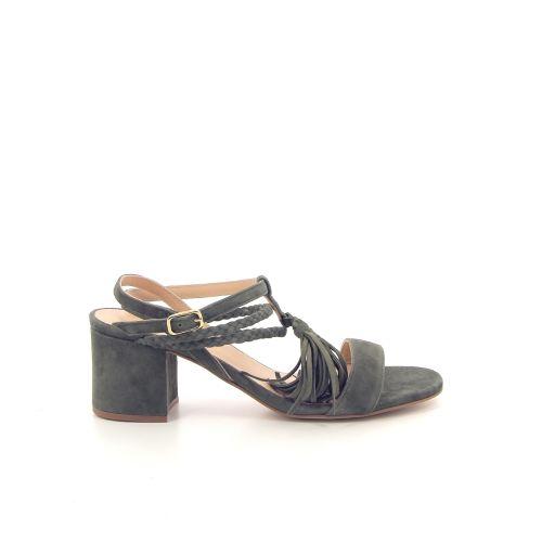 Pedro miralles damesschoenen sandaal kaki 172823