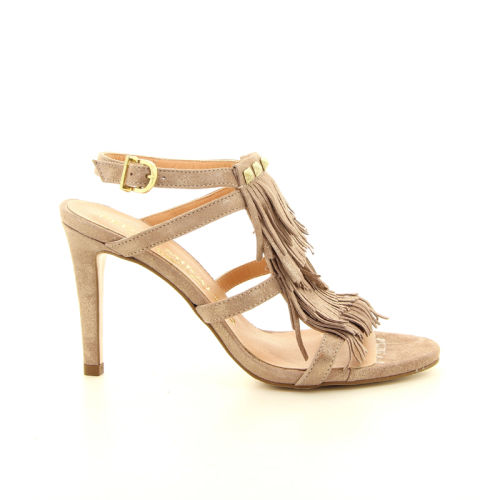 Pedro miralles damesschoenen sandaal zwart 11444