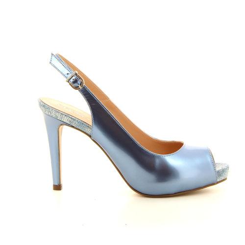 Pedro miralles damesschoenen sandaal blauw 11426