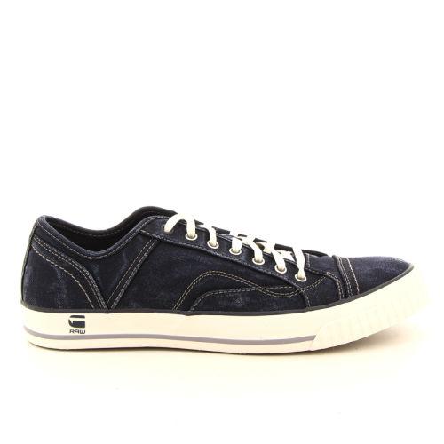 G-star herenschoenen sneaker blauw 98324