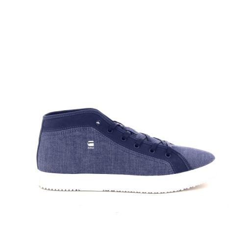 G-star herenschoenen sneaker jeansblauw 168365