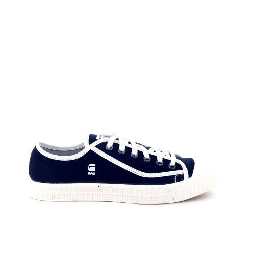 G-star herenschoenen sneaker donkerblauw 168360