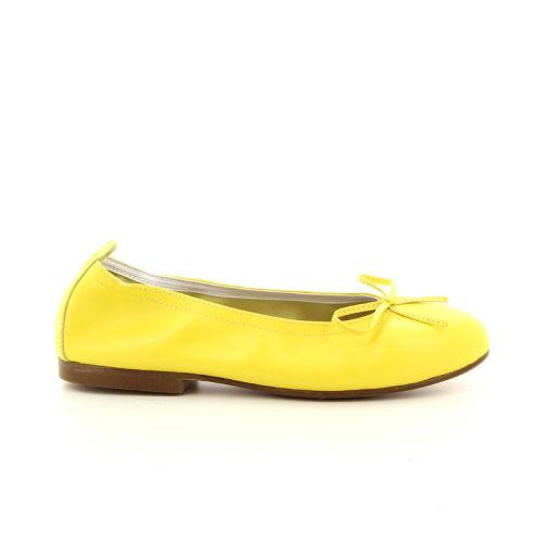 Eli kinderschoenen ballerina geel 10487