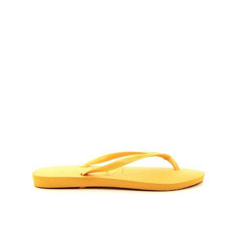 Havaianas damesschoenen sleffer geel 185624
