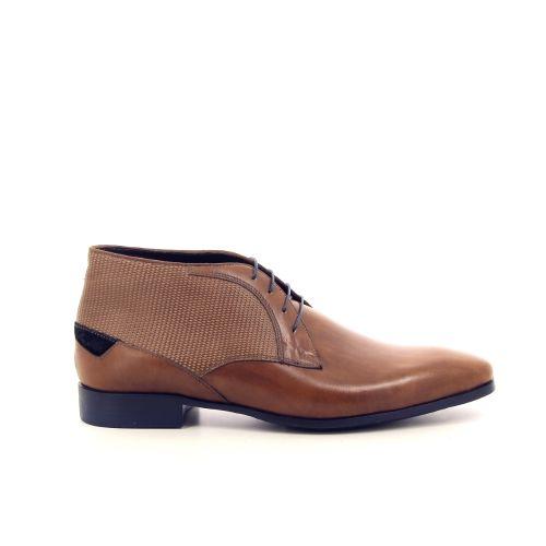 Ambiorix herenschoenen boots cognac 193349