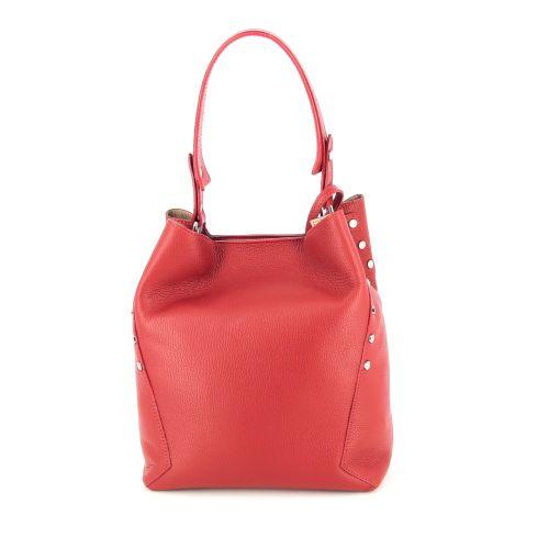 Carol j. tassen handtas rood 190176