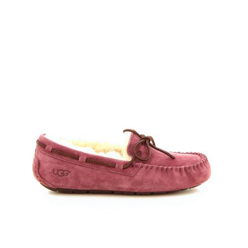 Ugg damesschoenen pantoffel rose 17252