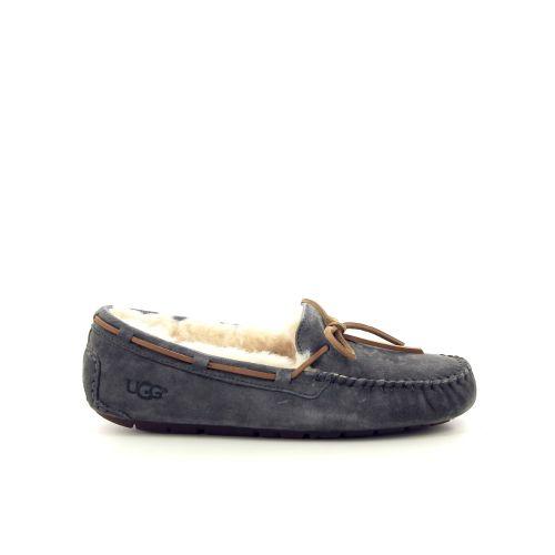 Ugg damesschoenen pantoffel grijs 17252