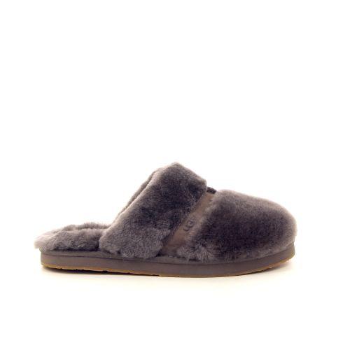 Ugg damesschoenen pantoffel taupe 176636