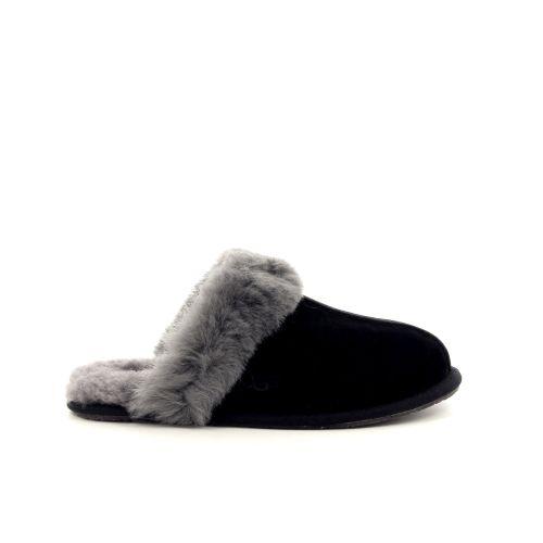 Ugg damesschoenen pantoffel zwart 187843