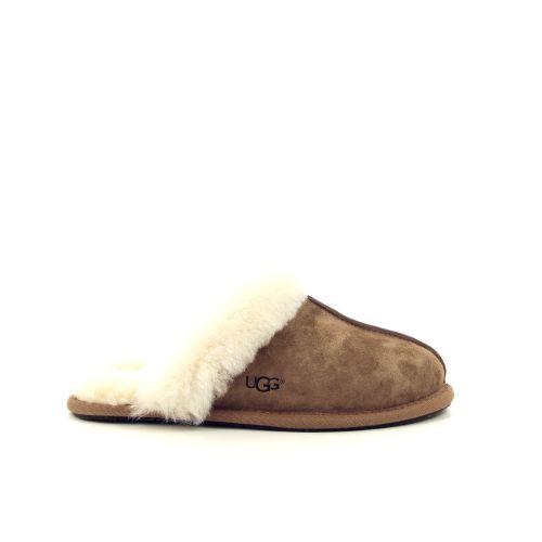 Ugg damesschoenen pantoffel cognac 187843