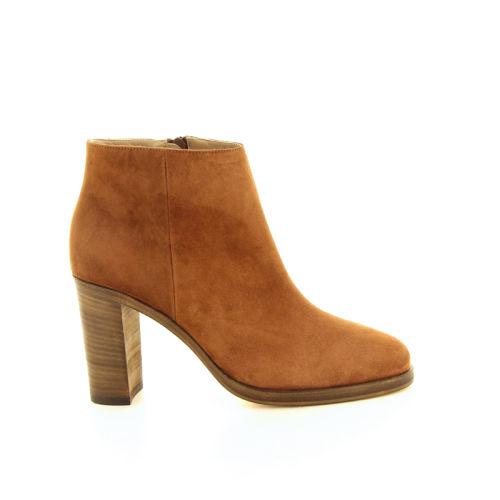 Akua damesschoenen boots cognac 11723