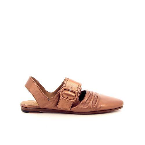 Pantanetti damesschoenen sandaal brons 184874