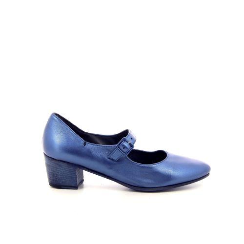 Pantanetti damesschoenen mocassin blauw 184883