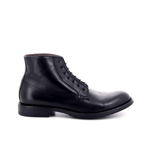 Pantanetti herenschoenen boots zwart 199352
