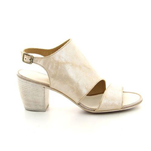Pantanetti damesschoenen sandaal poederrose 89930