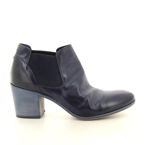 Pantanetti damesschoenen boots blauw 13824
