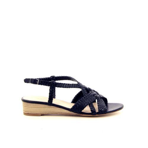 Daniele tucci damesschoenen sandaal donkerblauw 183933