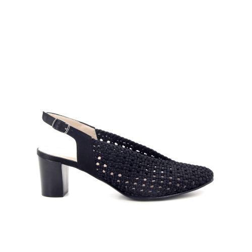 Daniele tucci  sandaal zwart 172447