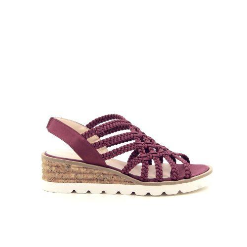 Daniele tucci damesschoenen sandaal bordo 195783