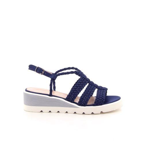 Daniele tucci damesschoenen sandaal donkerblauw 195781