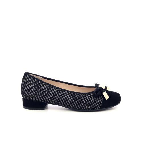 Hassia damesschoenen ballerina zwart 200294